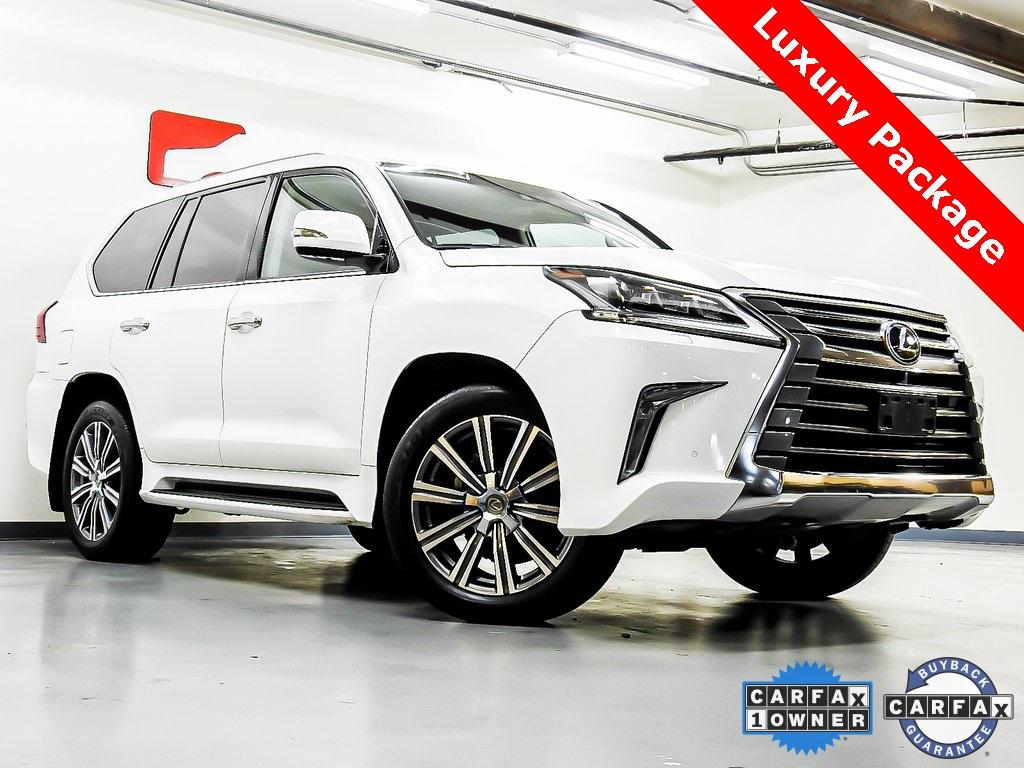 Used 2016 Lexus LX 570 for sale Sold at Gravity Autos in Roswell GA 30076 1