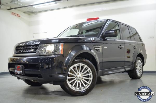 Used 2011 Land Rover Range Rover Sport HSE for sale Sold at Gravity Autos in Roswell GA 30076 4
