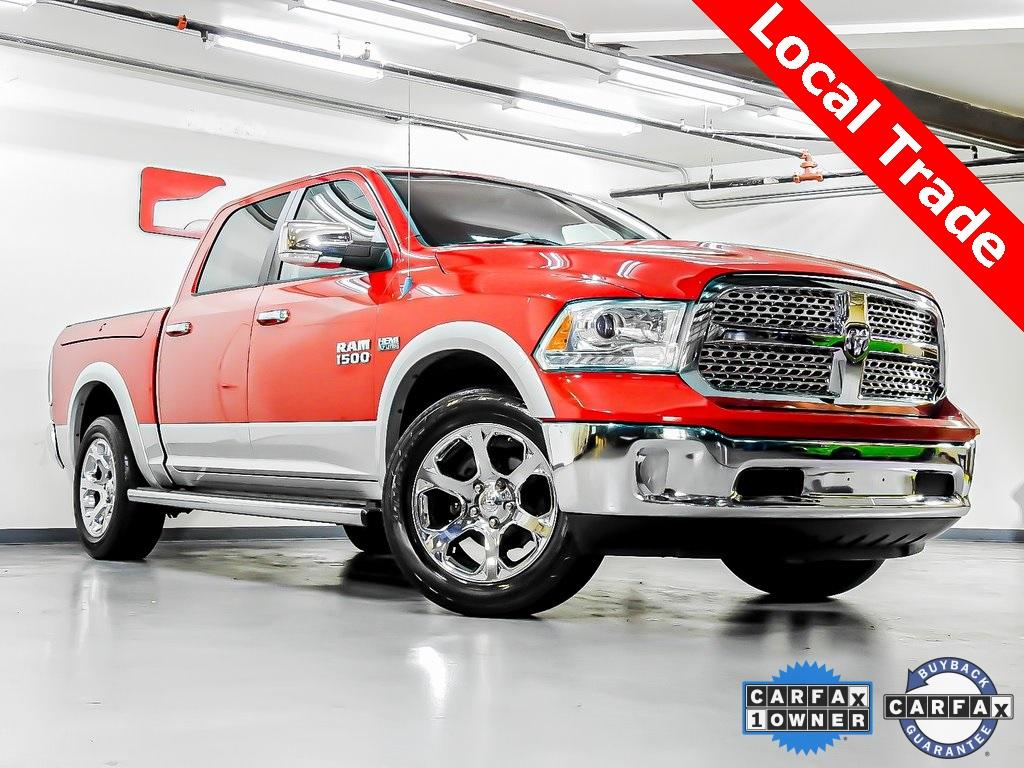 Used 2013 Ram 1500 Laramie for sale $20,530 at Gravity Autos in Roswell GA 30076 1