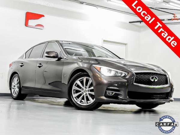 Used 2014 INFINITI Q50 Premium for sale $12,721 at Gravity Autos in Roswell GA 30076 1