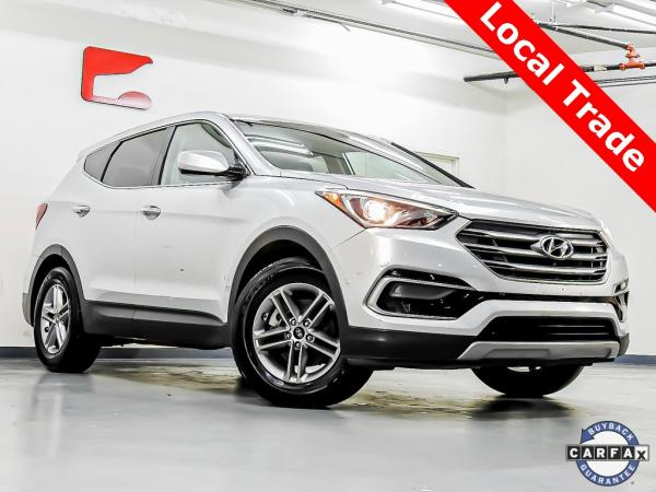 Used 2017 Hyundai Santa Fe Sport for sale $12,182 at Gravity Autos in Roswell GA 30076 1