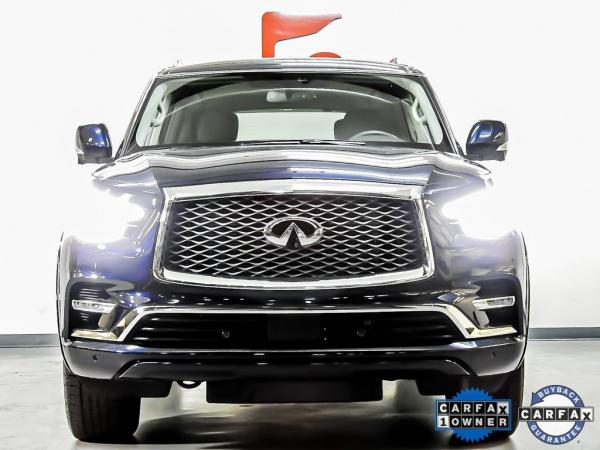 Used 2019 INFINITI QX80 LUXE for sale Sold at Gravity Autos in Roswell GA 30076 3