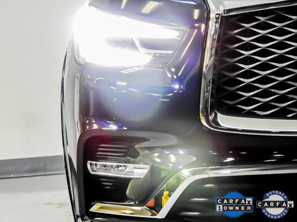 Used 2019 INFINITI QX80 LUXE for sale Sold at Gravity Autos in Roswell GA 30076 4