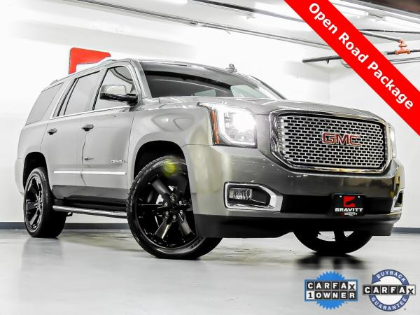 Used 2017 GMC Yukon Denali for sale $46,018 at Gravity Autos in Roswell GA 30076 1