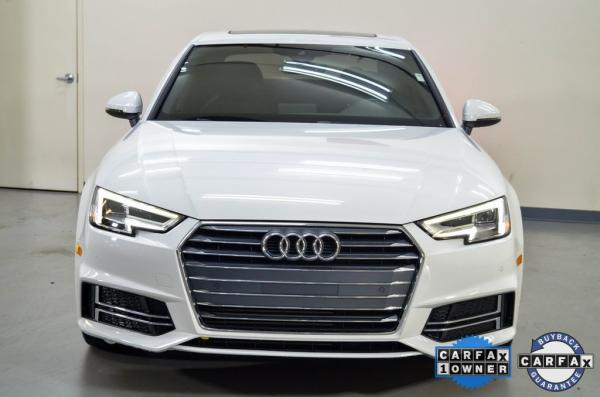 Used 2017 Audi A4 2.0T Premium Plus for sale $23,640 at Gravity Autos in Roswell GA 30076 2