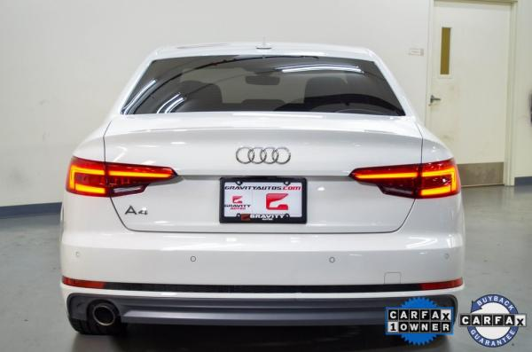 Used 2017 Audi A4 2.0T Premium Plus for sale $23,640 at Gravity Autos in Roswell GA 30076 3