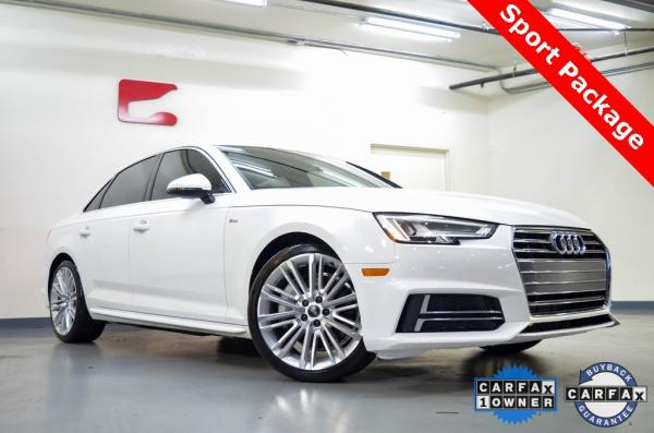 Used 2017 Audi A4 2.0T Premium Plus for sale $23,640 at Gravity Autos in Roswell GA 30076 1