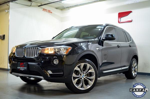 Used 2017 BMW X3 xDrive28i for sale $21,729 at Gravity Autos in Roswell GA 30076 2