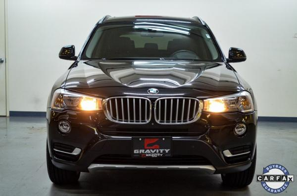 Used 2017 BMW X3 xDrive28i for sale $21,729 at Gravity Autos in Roswell GA 30076 3