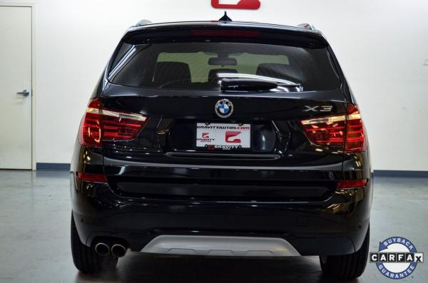 Used 2017 BMW X3 xDrive28i for sale $21,729 at Gravity Autos in Roswell GA 30076 4