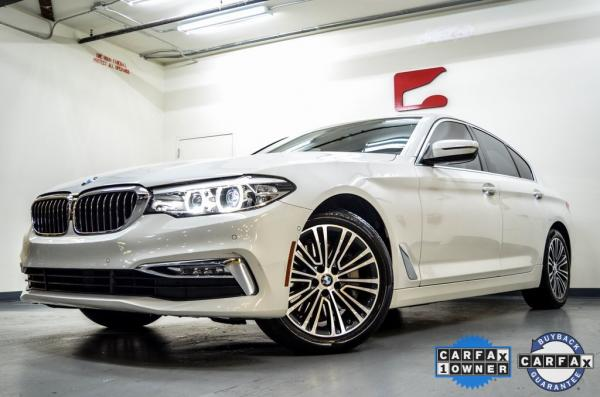 Used 2017 BMW 5 Series 530i for sale Sold at Gravity Autos in Roswell GA 30076 4
