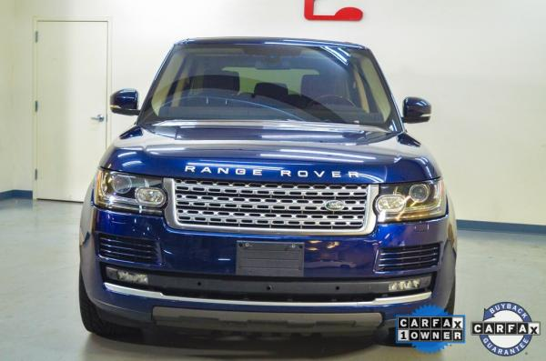 Used 2016 Land Rover Range Rover 3.0L V6 Supercharged HSE for sale $39,075 at Gravity Autos in Roswell GA 30076 2
