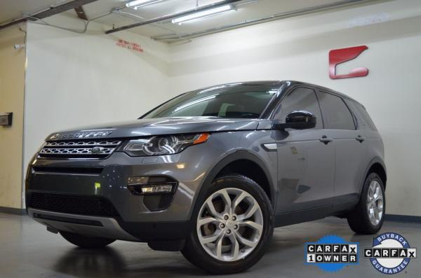 Used 2015 Land Rover Discovery Sport HSE for sale $18,571 at Gravity Autos in Roswell GA 30076 4