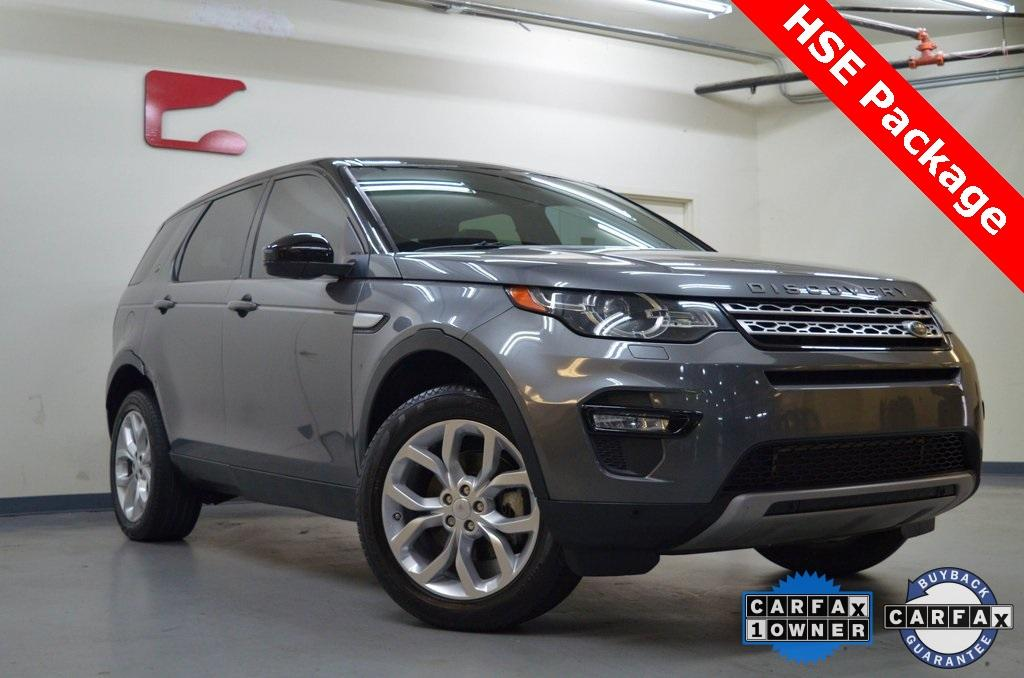 Used 2015 Land Rover Discovery Sport HSE for sale $18,571 at Gravity Autos in Roswell GA 30076 1