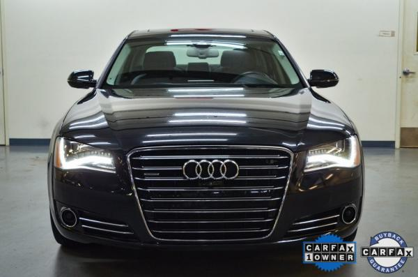 Used 2014 Audi A8 L 3.0T for sale Sold at Gravity Autos in Roswell GA 30076 2