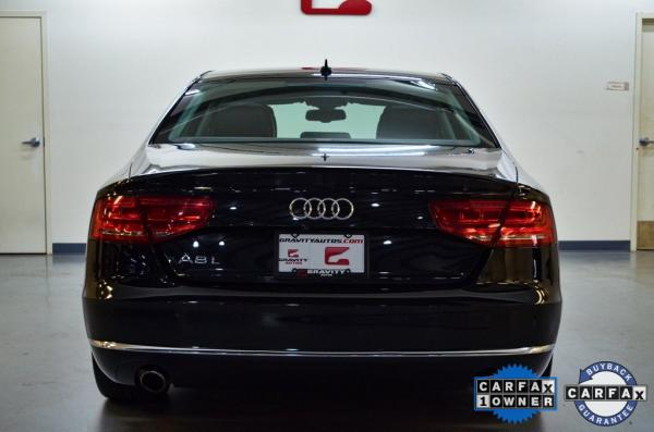 Used 2014 Audi A8 L 3.0T for sale Sold at Gravity Autos in Roswell GA 30076 3