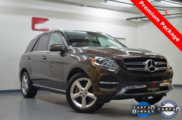 Used 2016 Mercedes-Benz GLE GLE 350 for sale Sold at Gravity Autos in Roswell GA 30076 1