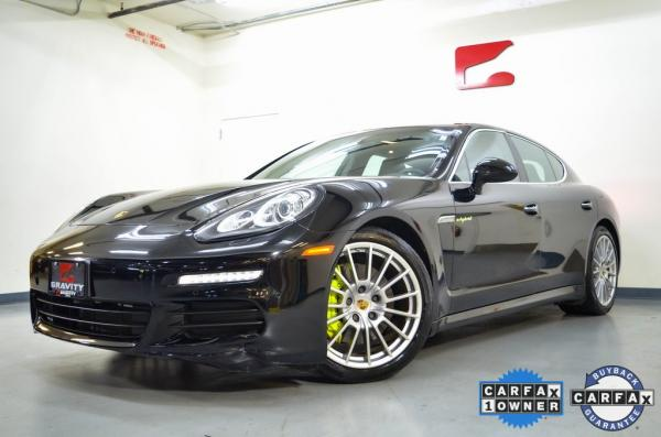 Used 2016 Porsche Panamera E-Hybrid S for sale $39,399 at Gravity Autos in Roswell GA 30076 4