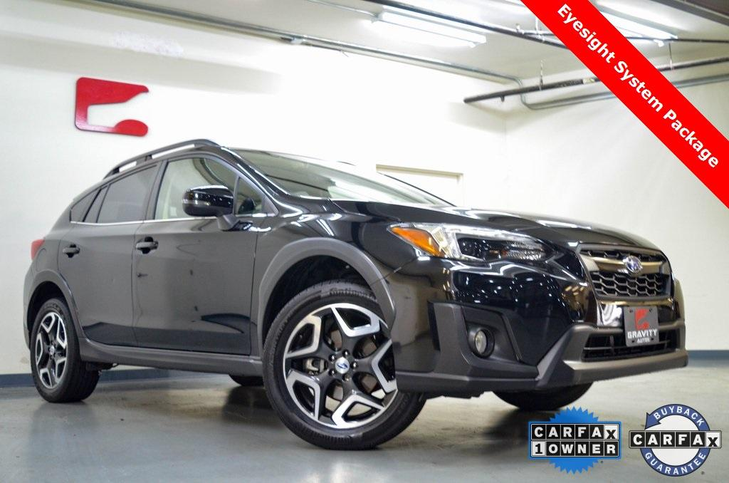 Used 2018 Subaru Crosstrek 2.0i Limited for sale $19,994 at Gravity Autos in Roswell GA 30076 1