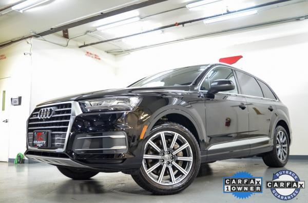 Used 2017 Audi Q7 2.0T Premium Plus for sale $28,655 at Gravity Autos in Roswell GA 30076 4