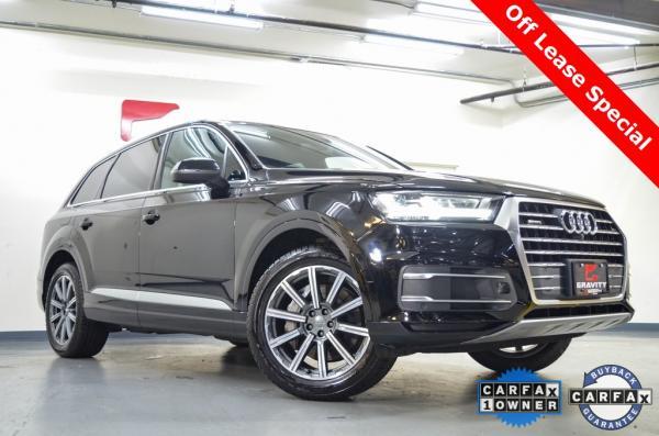 Used 2017 Audi Q7 2.0T Premium Plus for sale $28,655 at Gravity Autos in Roswell GA 30076 1