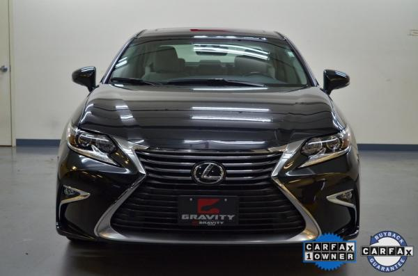 Used 2017 Lexus ES 350 for sale $24,075 at Gravity Autos in Roswell GA 30076 2