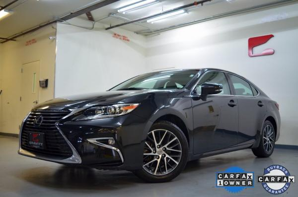 Used 2017 Lexus ES 350 for sale $24,075 at Gravity Autos in Roswell GA 30076 4