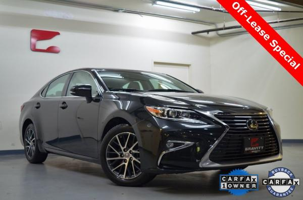 Used 2017 Lexus ES 350 for sale $24,075 at Gravity Autos in Roswell GA 30076 1