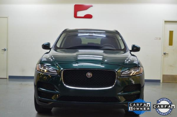 Used 2017 Jaguar F-PACE 35t Prestige for sale $27,098 at Gravity Autos in Roswell GA 30076 2
