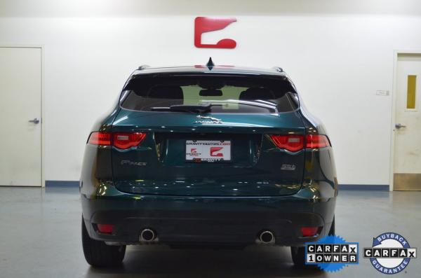 Used 2017 Jaguar F-PACE 35t Prestige for sale $27,098 at Gravity Autos in Roswell GA 30076 3