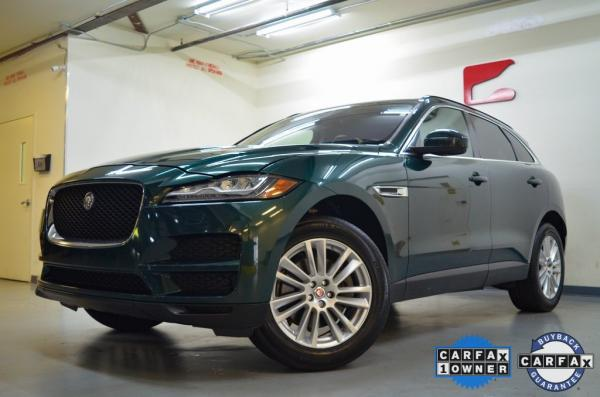 Used 2017 Jaguar F-PACE 35t Prestige for sale $27,098 at Gravity Autos in Roswell GA 30076 4