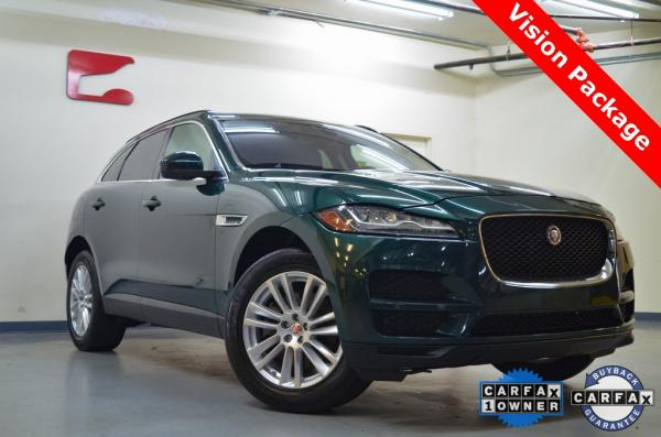 Used 2017 Jaguar F-PACE 35t Prestige for sale $27,098 at Gravity Autos in Roswell GA 30076 1