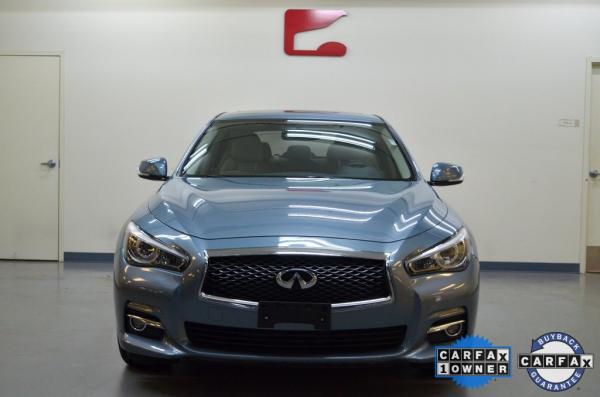Used 2017 INFINITI Q50 3.0t Signature Edition for sale $20,701 at Gravity Autos in Roswell GA 30076 2