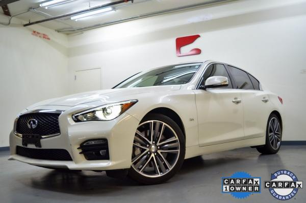 Used 2017 INFINITI Q50 Sport for sale $22,212 at Gravity Autos in Roswell GA 30076 4