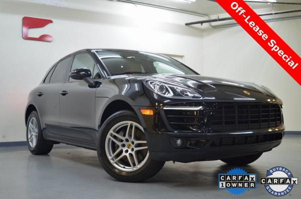 Used 2017 Porsche Macan for sale Sold at Gravity Autos in Roswell GA 30076 1