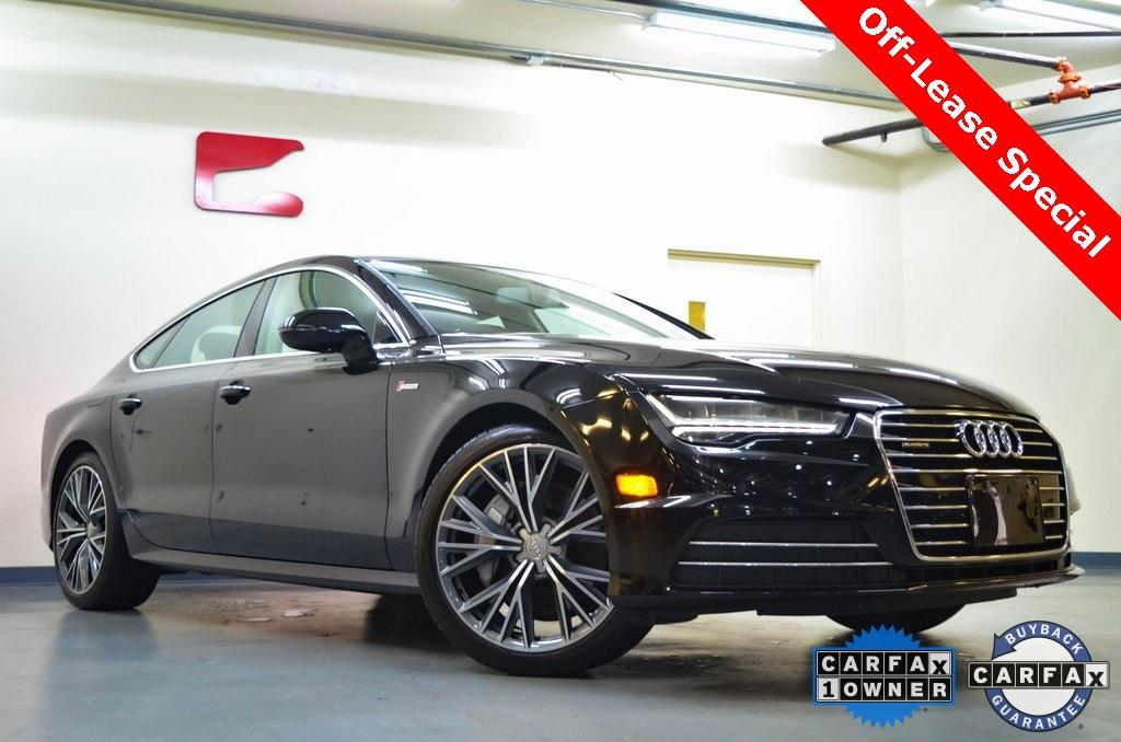 Used 2017 Audi A7 3.0T Premium Plus for sale $36,742 at Gravity Autos in Roswell GA 30076 1