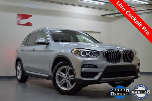 Used 2020 BMW X3 sDrive30i for sale $33,767 at Gravity Autos in Roswell GA 30076 1