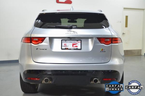 Used 2017 Jaguar F-PACE S for sale $30,911 at Gravity Autos in Roswell GA 30076 3