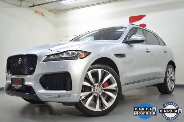 Used 2017 Jaguar F-PACE S for sale $30,911 at Gravity Autos in Roswell GA 30076 4