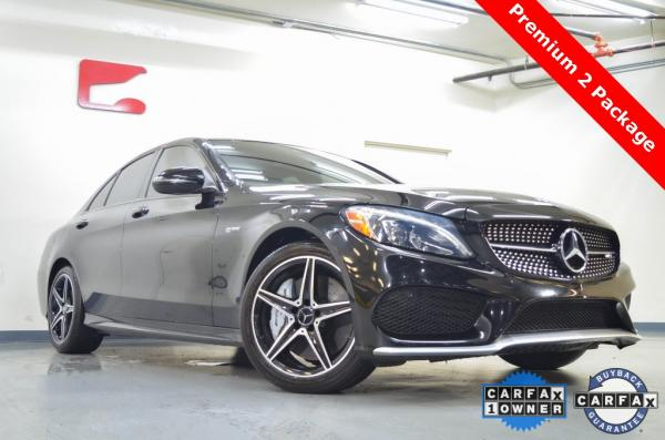 Used 2017 Mercedes-Benz C-Class C 43 AMG® for sale $34,708 at Gravity Autos in Roswell GA 30076 1
