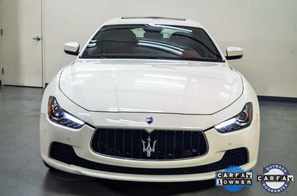 Used 2017 Maserati Ghibli for sale $32,873 at Gravity Autos in Roswell GA 30076 2