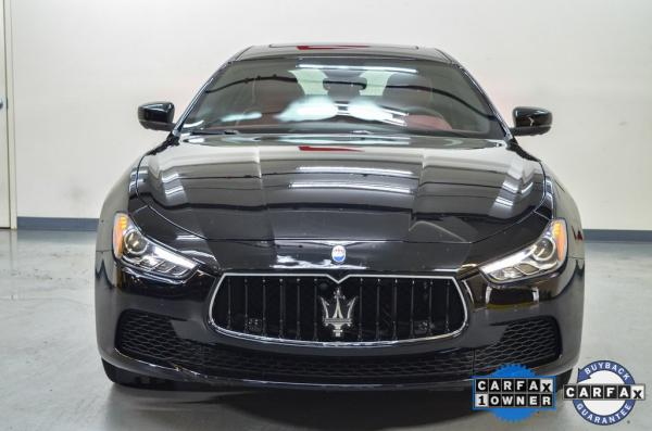 Used 2017 Maserati Ghibli S for sale $36,164 at Gravity Autos in Roswell GA 30076 2