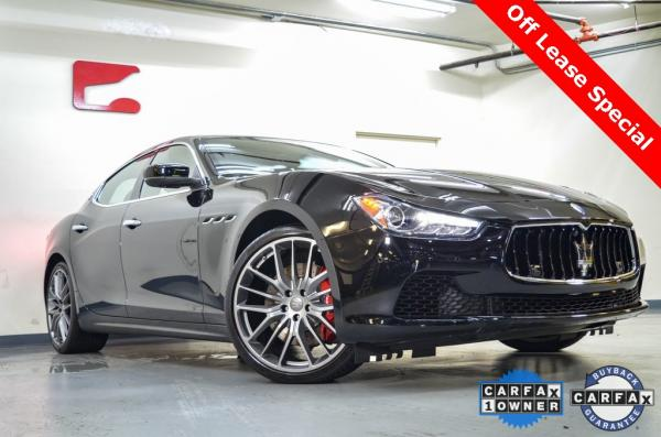 Used 2017 Maserati Ghibli S for sale $36,164 at Gravity Autos in Roswell GA 30076 1