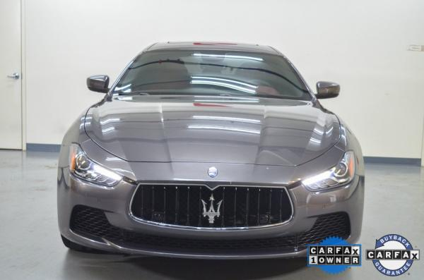 Used 2017 Maserati Ghibli S for sale $33,221 at Gravity Autos in Roswell GA 30076 2