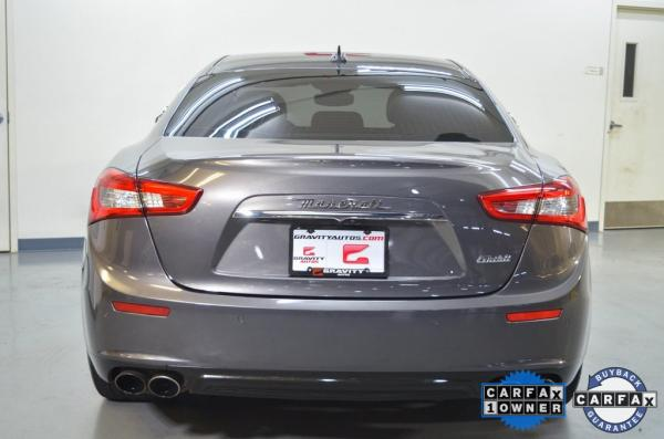 Used 2017 Maserati Ghibli S for sale $33,221 at Gravity Autos in Roswell GA 30076 3