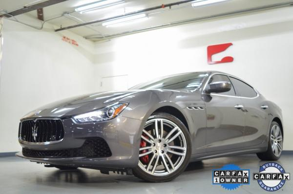 Used 2017 Maserati Ghibli S for sale $33,221 at Gravity Autos in Roswell GA 30076 4