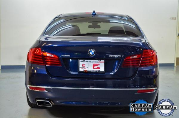 Used 2016 BMW 5 Series 550i xDrive for sale $33,054 at Gravity Autos in Roswell GA 30076 3