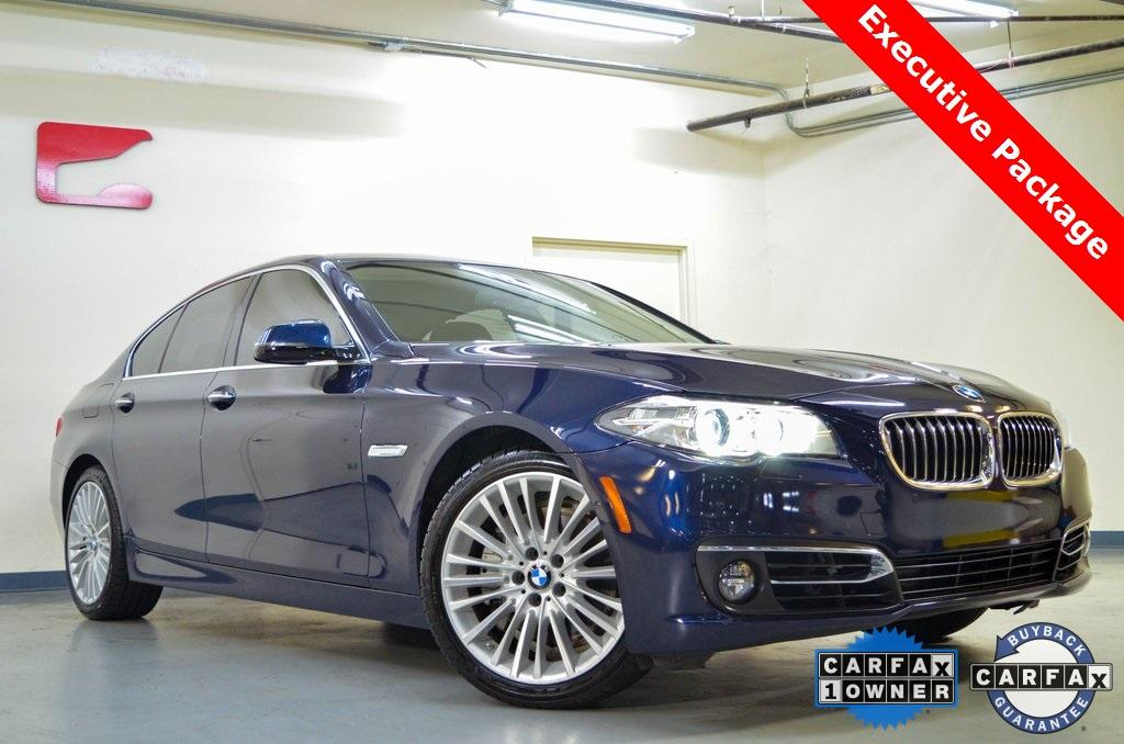 Used 2016 BMW 5 Series 550i xDrive for sale $33,054 at Gravity Autos in Roswell GA 30076 1
