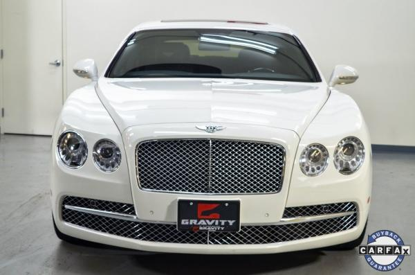 Used 2016 Bentley Flying Spur W12 for sale $99,088 at Gravity Autos in Roswell GA 30076 2