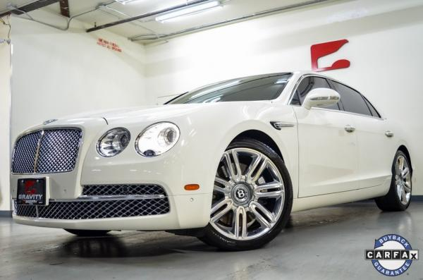 Used 2016 Bentley Flying Spur W12 for sale $99,088 at Gravity Autos in Roswell GA 30076 4